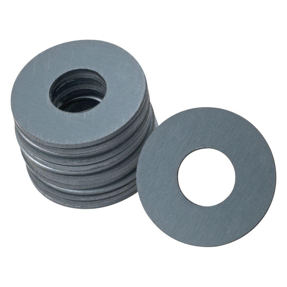Plews UltraView 1/8 in. Grease Fitting Washers in Silver (25 per Bag)