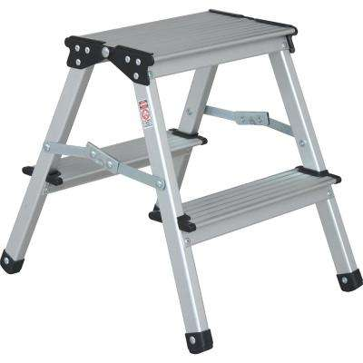 PA-202 Aluminum Step Stool