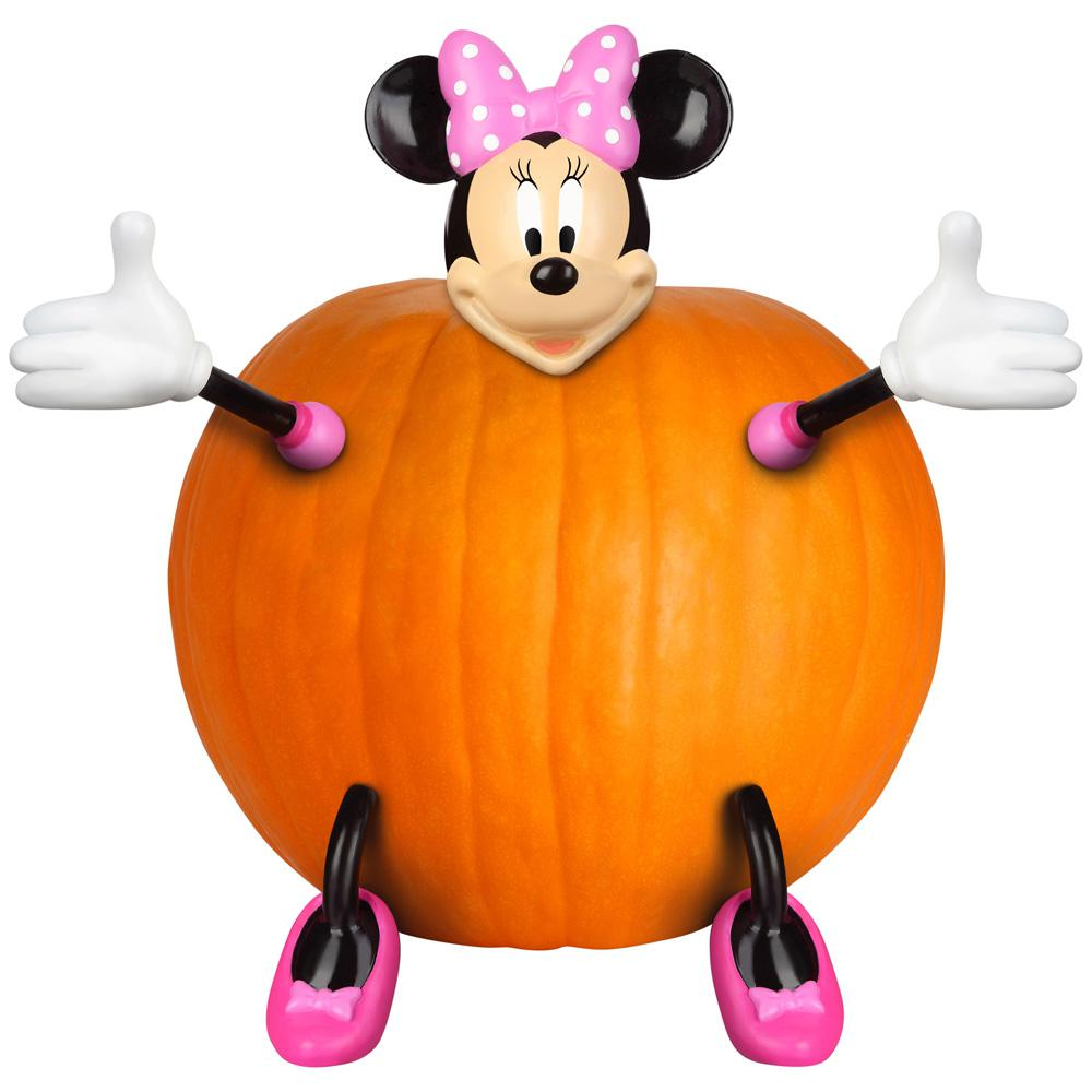 pumpkin push in minnie mouse kit