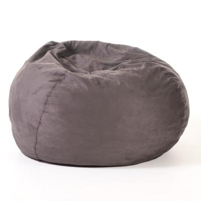 Fine Bean Bag Chairs Chairs The Home Depot Creativecarmelina Interior Chair Design Creativecarmelinacom