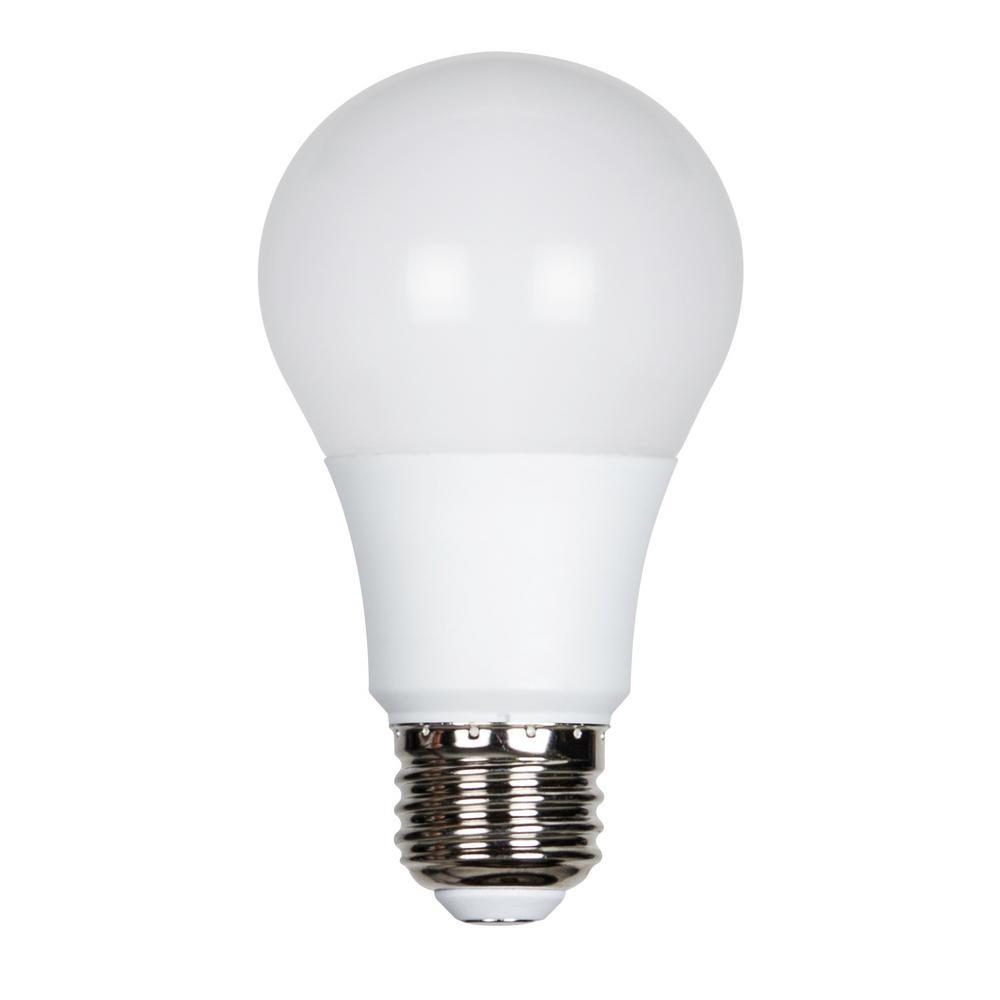 60-Watt Equivalent A19 (3000K) LED Light Bulb Soft White