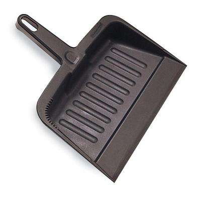 12-1/4 in. Plastic Heavy-Duty Dust Pan