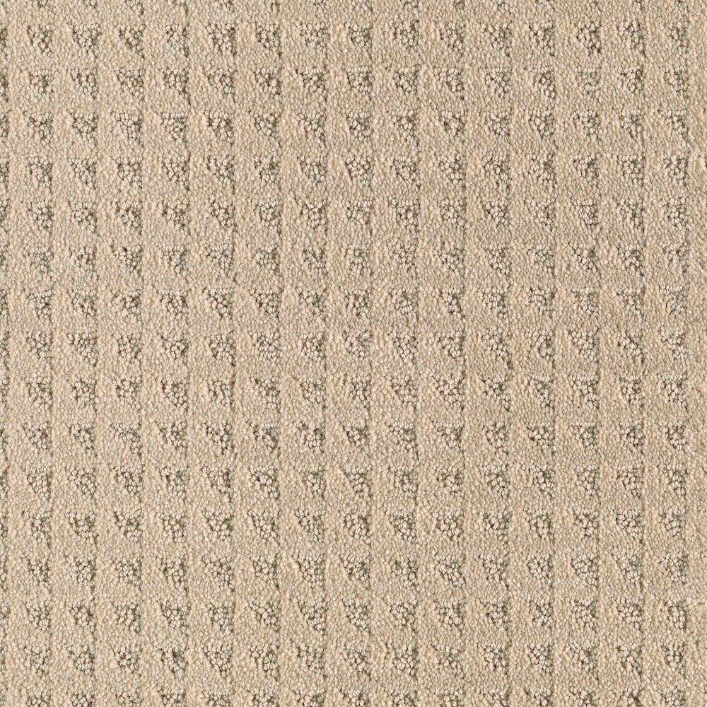 Home Decorators Collection Stonegate - Color Pale Moon 12 ft. Carpet