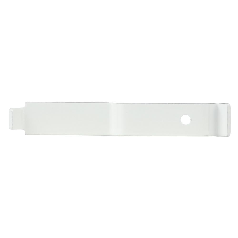 Corner Support Bracket for Ventilated Wire Shelving 12 pack 3 in
