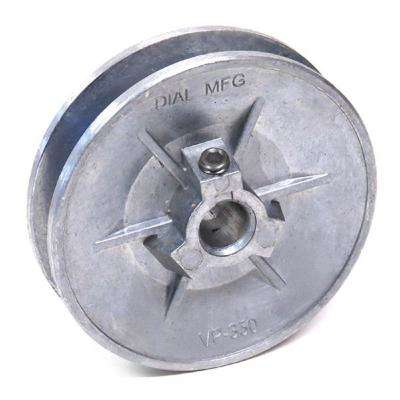 3-1/4 in. x 1/2 in. Variable Evaporative Cooler Motor Pulley