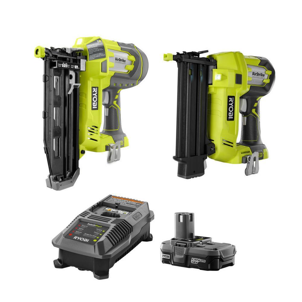 Ryobi - Air Compressors, Tools & Accessories - Tools - The Home Depot