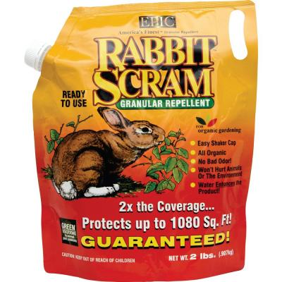 2 lbs. Rabbit Repellent Granular Bag