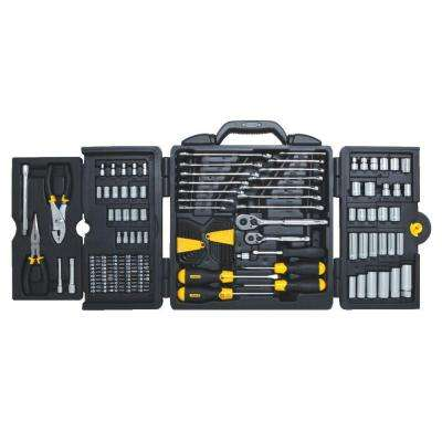 bcf6602be6c Stanley Mechanic Tool Set (150-Piece)-97-543 - The Home Depot