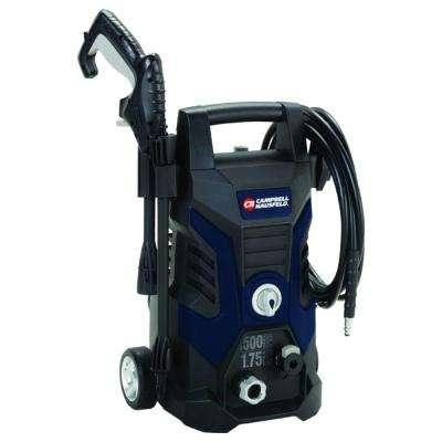 1,500 PSI 1.75 GPM Electric Pressure Washer