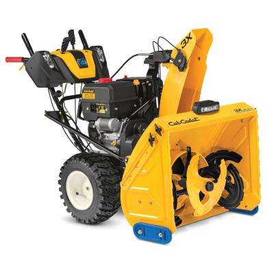 3X 30 in. PRO H 420cc Three-Stage Electric Start Gas Snow Blower with Hydrostatic Drive System