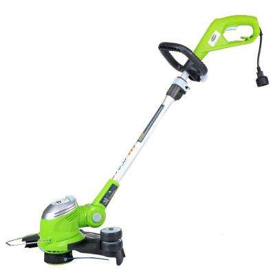 15 in. 5.5-Amp Electric String Trimmer/Edger