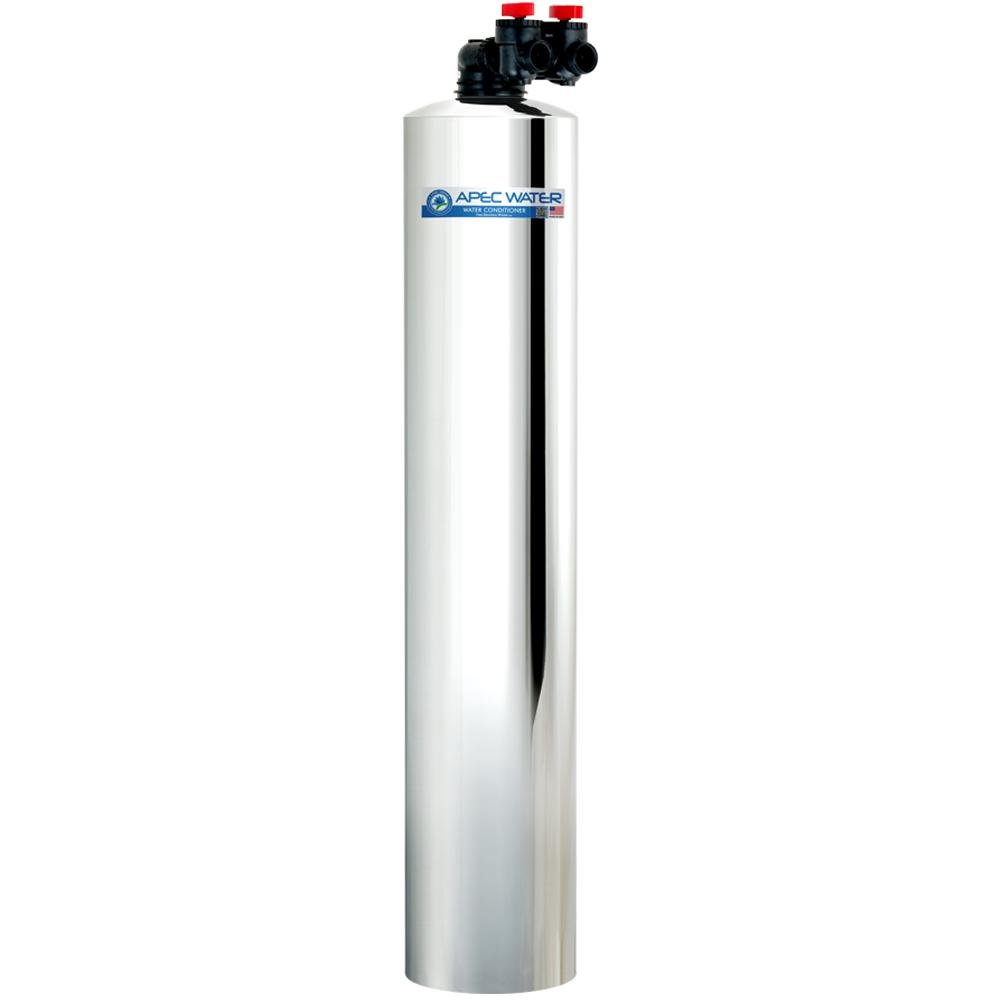 Premium 15 GPM Whole House Salt-Free Water Softener System with Pre-Filter