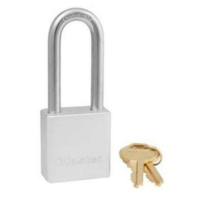 1-1/2 in. Solid Aluminum Padlock with 2 in. Shackle