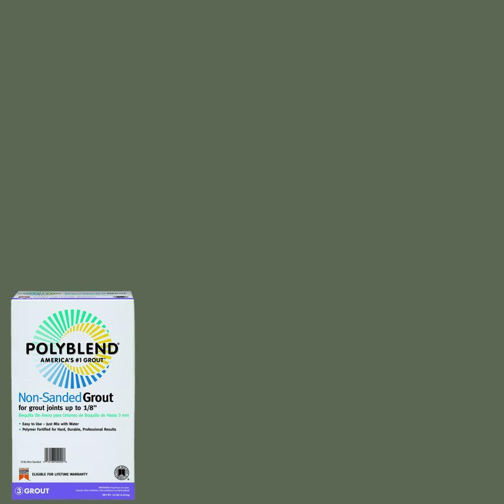 Polyblend #335 Winter Gray 10 lb. Non-Sanded Grout