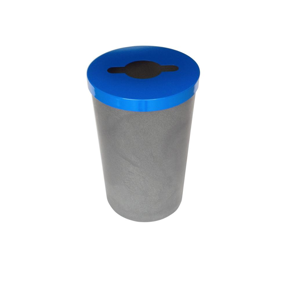 Canables 28 Gal. Post-Consumer Recycled HDPE Plastic
