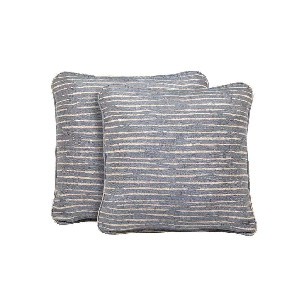 Brown Jordan Highland Congo Outdoor Throw Pillow (2-Pack) by Brown Jordan