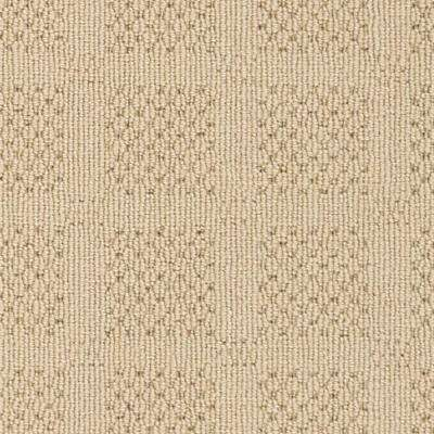 Savanna Square - Color Hazelnut 13 ft. 2 in. Carpet