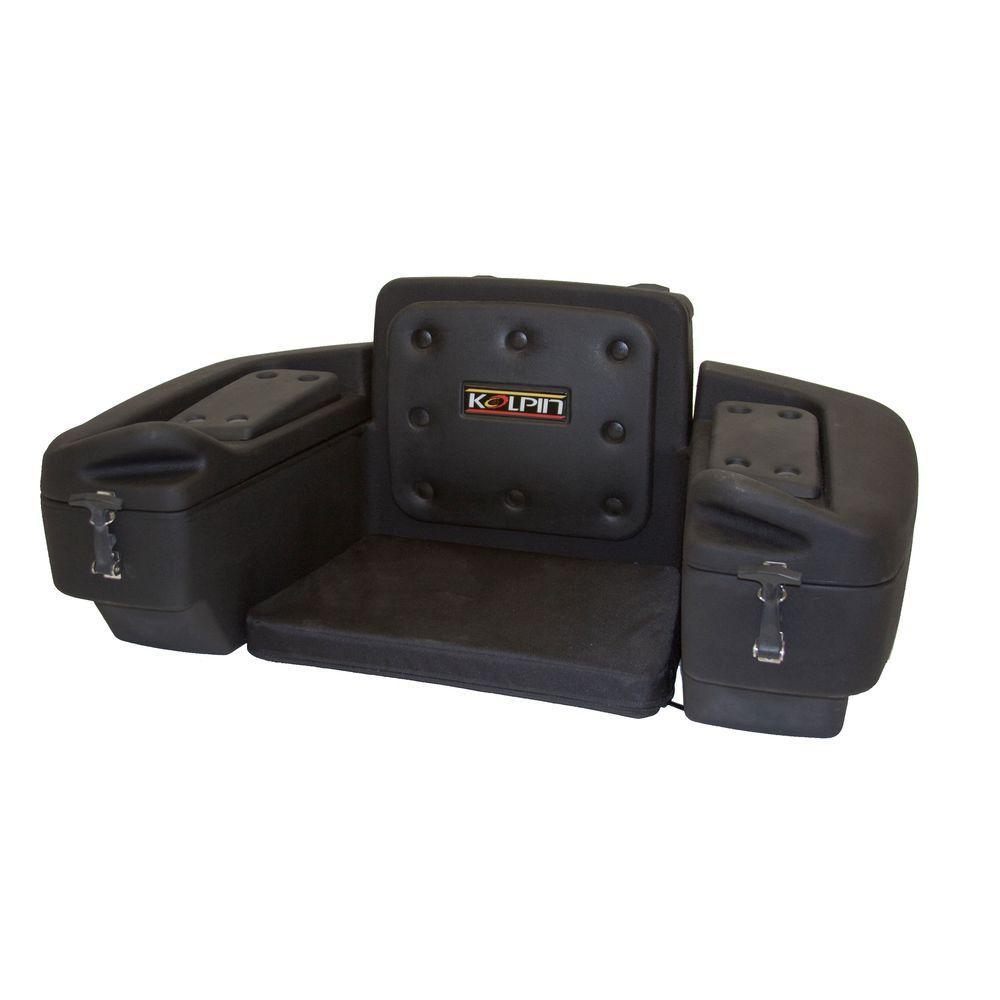 Kolpin ATV Rear Lounger with Cooler