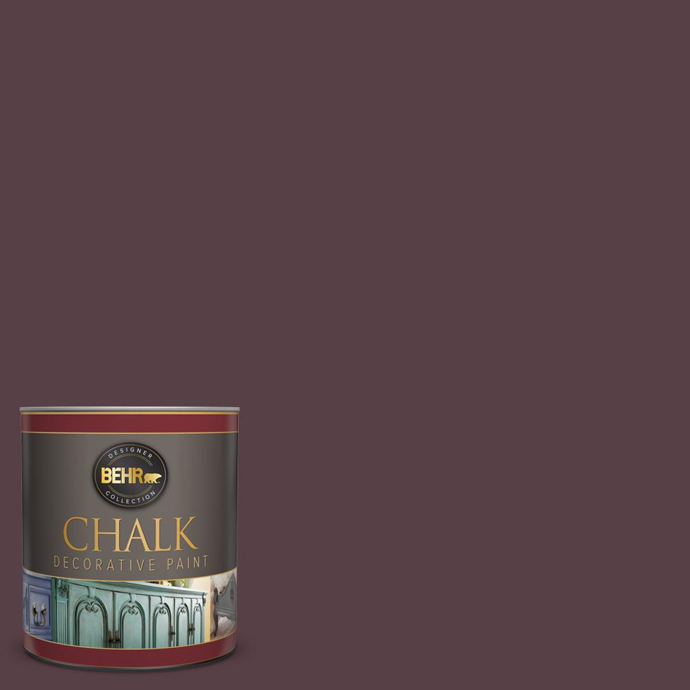 1-qt. #BCP07 Vignette Interior Chalk Finish Paint