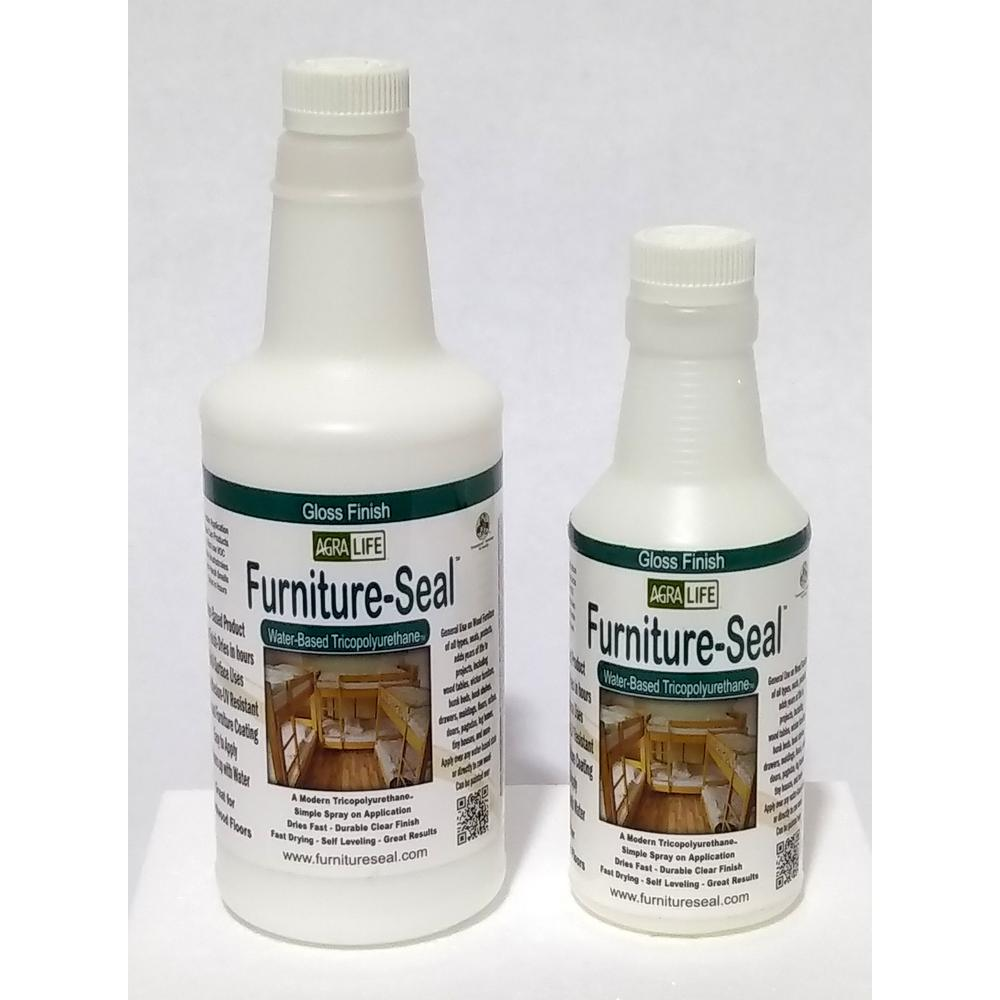 Furniture-Seal 1-Qt. Tricopolyurethane for Thousands of Projects