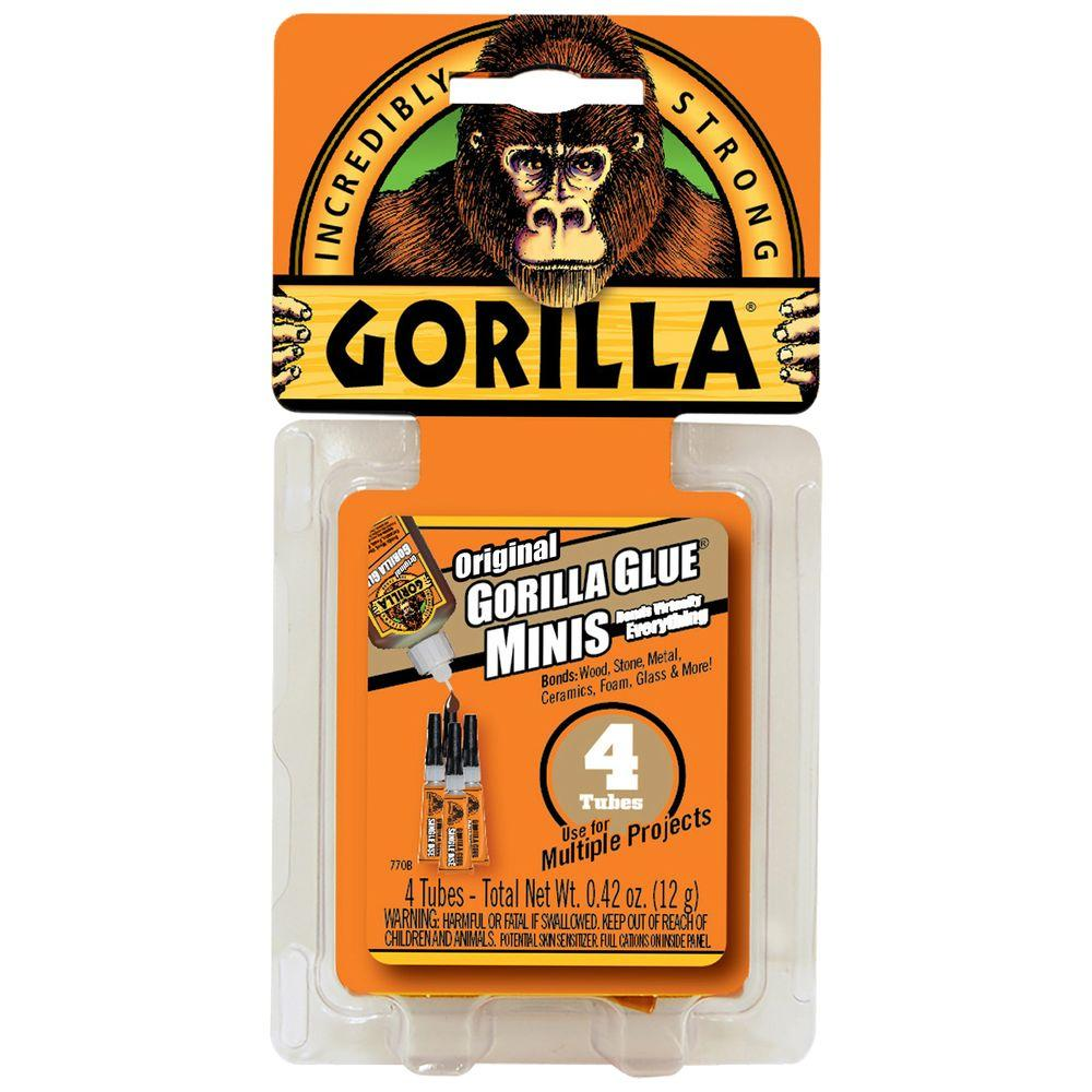 Gorilla Glue 3 g Single Use Tubes (12-Pack)