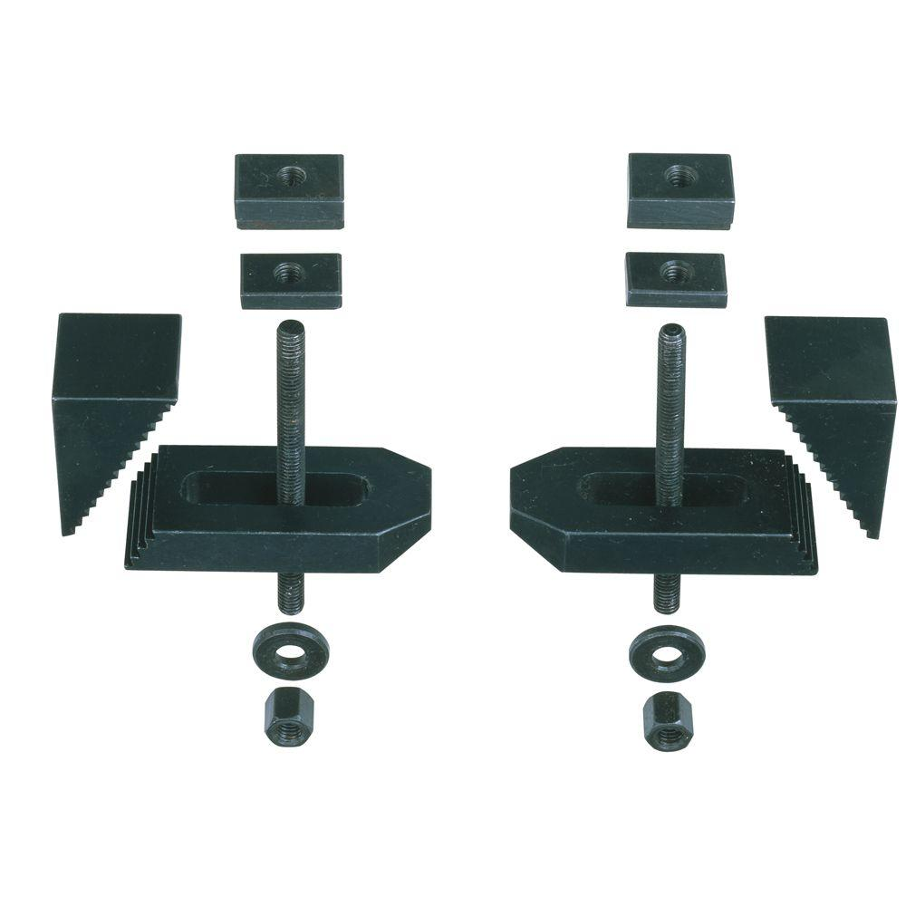 Proxxon Steel Step Clamp Set