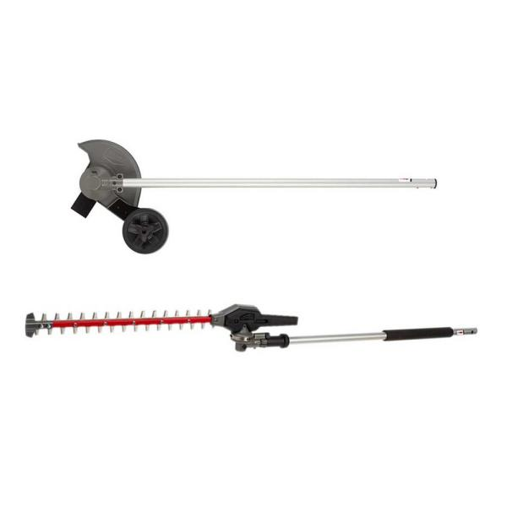 M18 FUEL QUIK-LOK 8 in. Edger Attachment and M18 FUEL QUIK-LOK Hedge Trimmer Attachment (2-Tool)