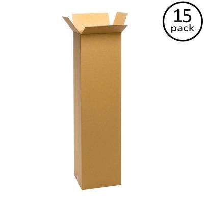 12 in. x 12 in. x 48 in. 15 Moving Box Bundle