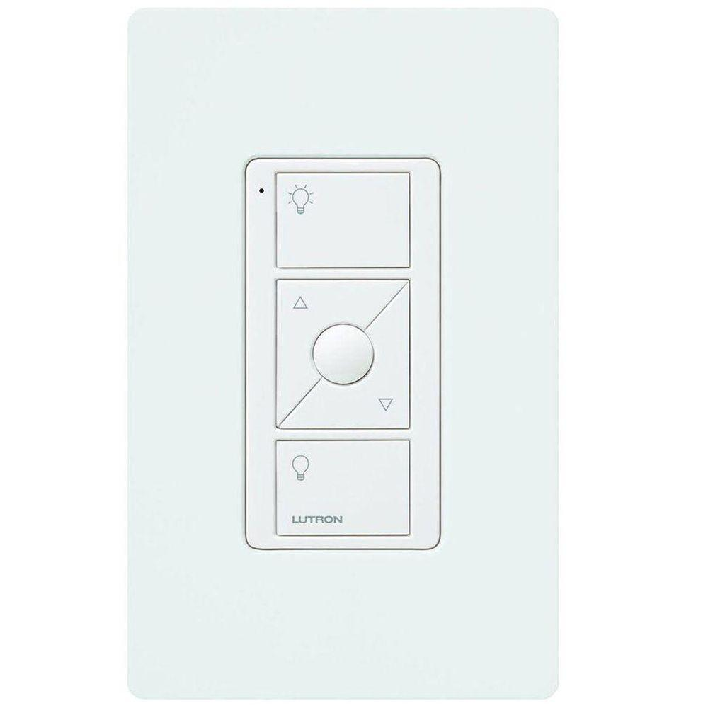 Lutron Caseta Wireless Pico Wall Mounting Kit White Pj2