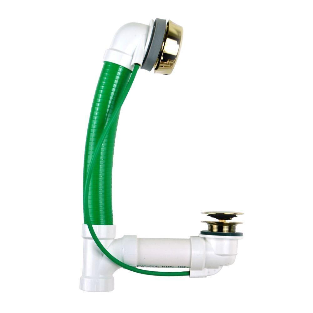 Watco Innovator CableFlex 938 34 in. PVC Bath Waste, Poli...