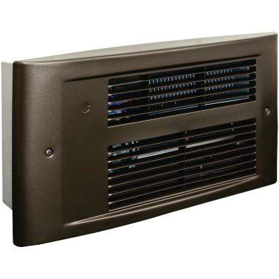 PX 240-Volt, 1750-Watt, Electric Wall Heater in Oiled Bronze