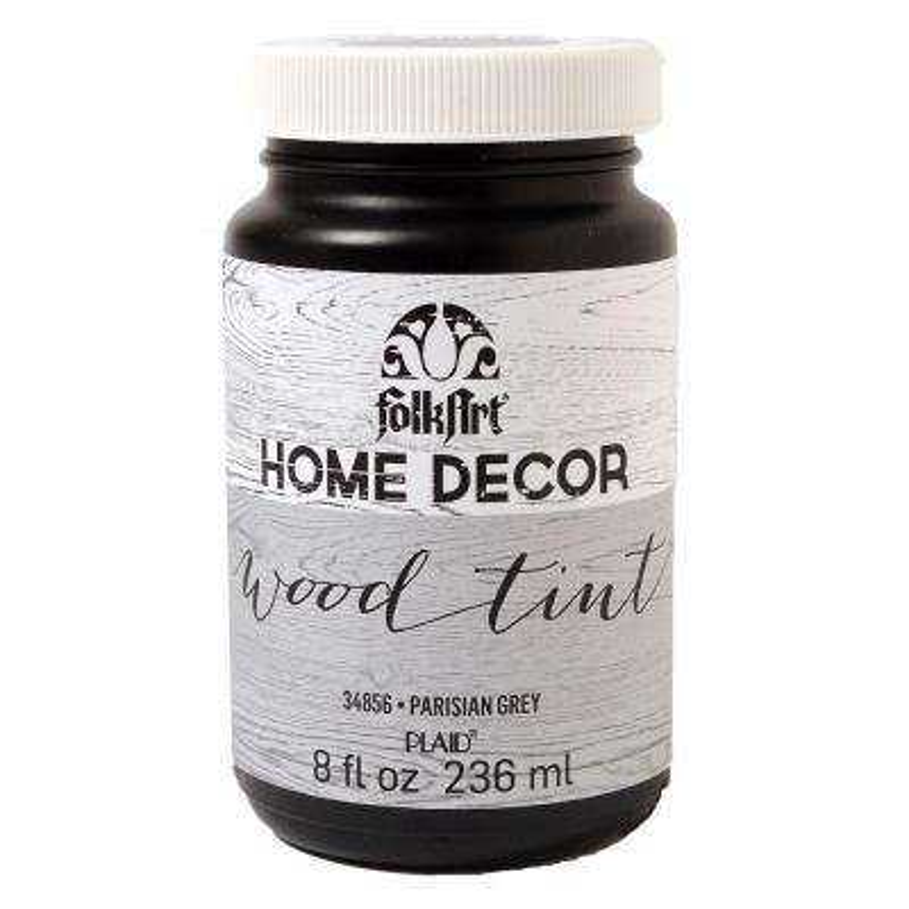 Home Decor 8 oz. Grey Wood Tint