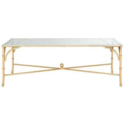 Maurice Gold Coffee Table