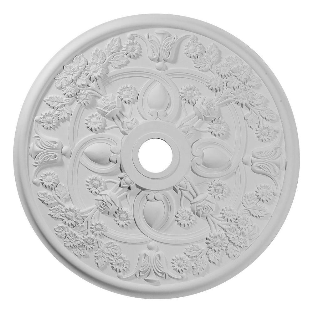 medallions design ceiling p westinghouse in finish medallion split white
