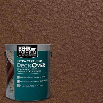 1 gal. #SC-135 Sable Extra Textured Solid Color Exterior Wood and Concrete Coating