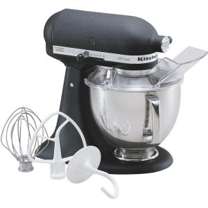 KitchenAid Artisan 5 Qt. Imperial Black Stand Mixer by KitchenAid