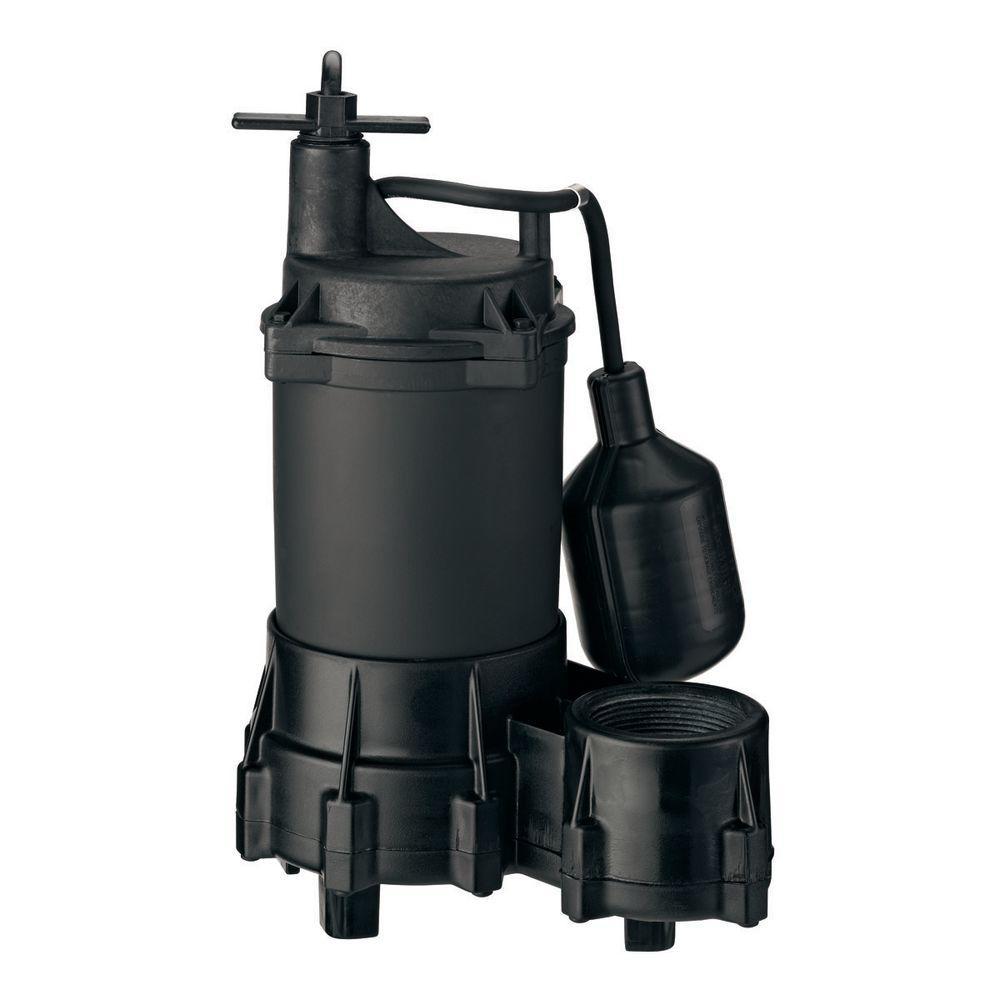 Flotec 1/3 HP Submersible Effluent Pump