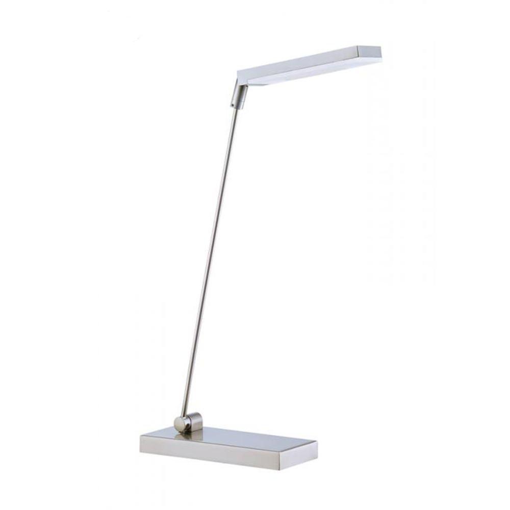 Filament Design Cassiopeia 15 in. Satin Nickel Table Lamp