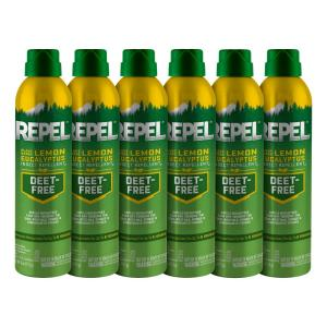 4 oz. Insect Repellent OLE Aerosol (6-Pack)