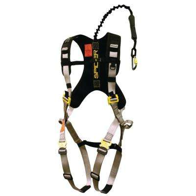 2X-Large/3X-Large Speed Harness Black