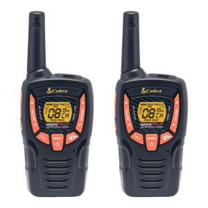 Cobra 23-Mile Range 2-Way Radio Value Pack by Cobra