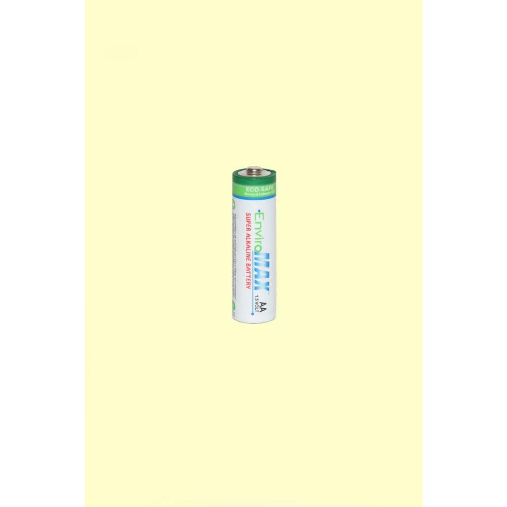 Super Alkaline AA Battery (8 per Pack)