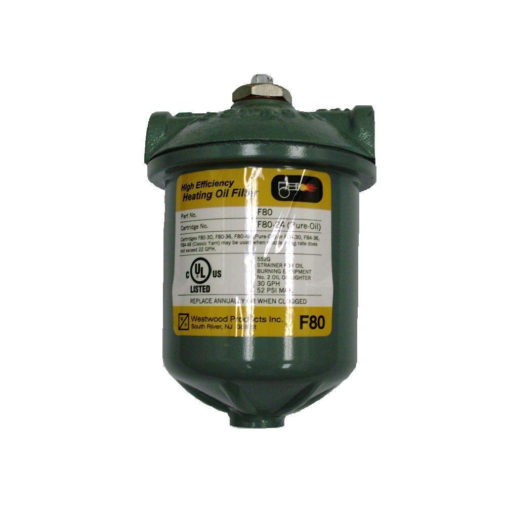 Boiler Oil Filter-1A25A - The Home Depot