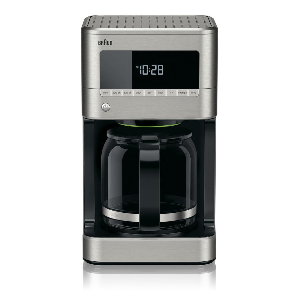 67050581 /& Water Filer 3112770 Kit Braun Coffee Maker S.S Thermal Carafe