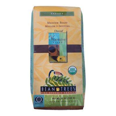 12 oz. House Blend Decaf Coffee Grounds (3-Bags)