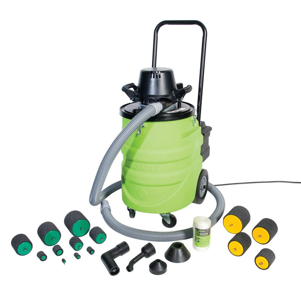 Greenlee Power Fishing System 2150 ft. Fish Vacuum/Blower