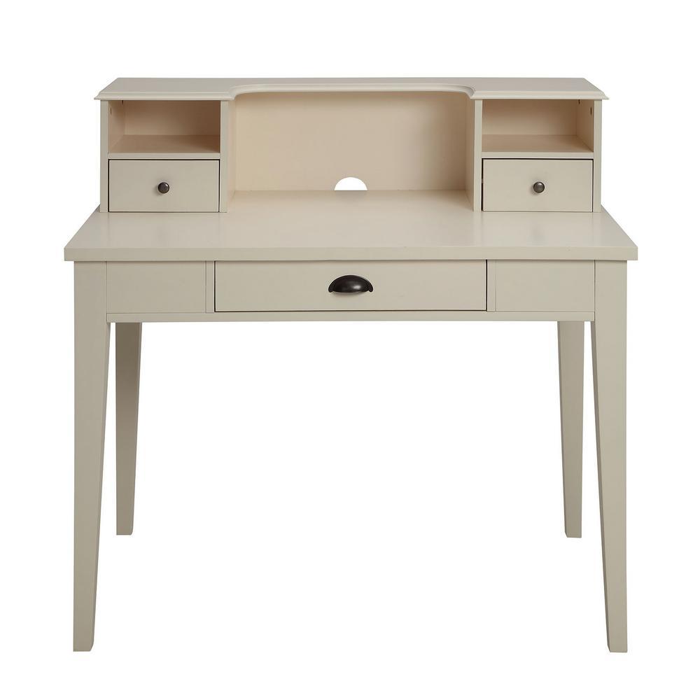 white desk with hutch. Beautiful White Internet 302900373 Claire White Desk With Hutch With