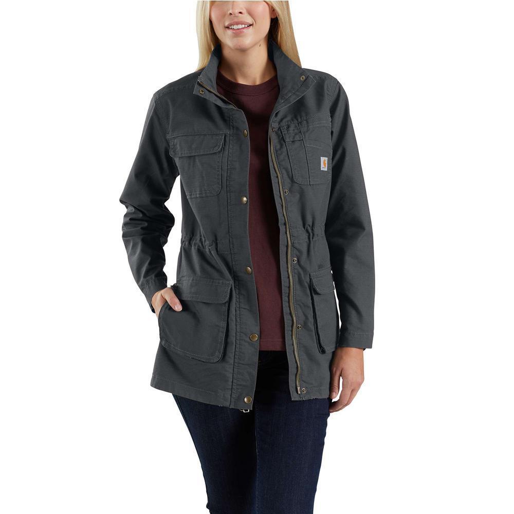 Women's Small Shadow Ripstop Smithville Jacket