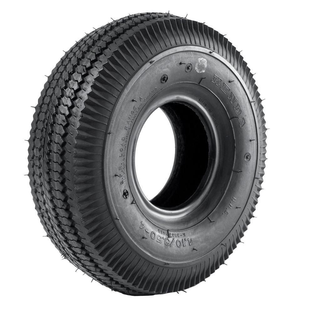 Kenda K353 Sawtooth 4.10/3.50-4 2-Ply Tubeless Tire