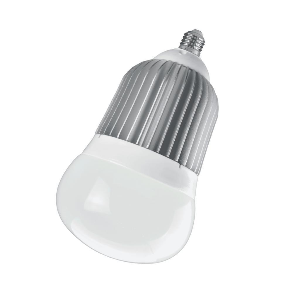 150W Equivalent White Corn Cob 2570-Lumen LED Light Bulb